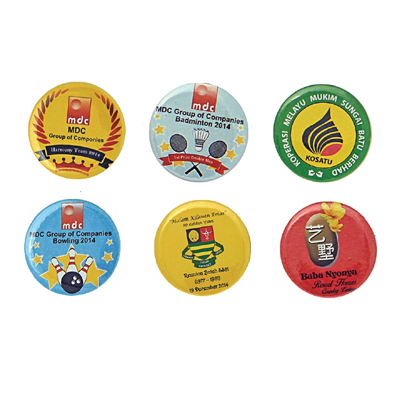 Button Badge - Button Badge