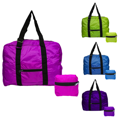 TL06 - Foldable Sporty Travelling Bag