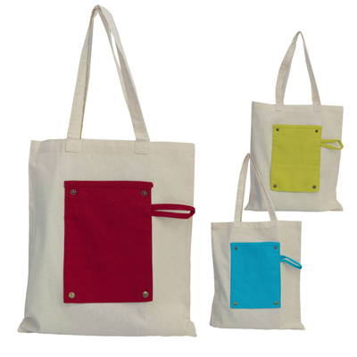 CB05 - Canvas Carrier Bag